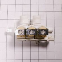 WH13X10026 GE Washer triple water inlet valve