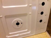 USED Frigidaire  MAIN COOKTOP   STOVE  TOP WHITE PANEL 318159142
