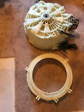 Bosch Washing Machine Tub Assembly 00710158 with Motor