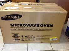 Samsung ME16H702SES 1 6 cu  ft  Over the Range Microwave Oven   Stainless Steel