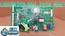 200D6221G009 GE REFRIGERATOR MAIN CONTROL BOARD 200D6221G009