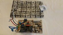 Dacor Range Stove Cooktop Downdraft Exhaust Fan Control Board 700991  82730