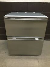 Sub Zero 700BR Refrigerator 27    Under counter 2 Drawer Unit