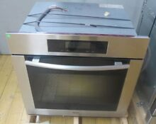 Miele H4881BP black  built in  30 Inch Electric wall oven