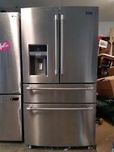 Maytag Stainless 26 cu ft Refrigerator MFX2876DRM02