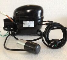 Genuine OEM Summit Appliance  refrigerator compressor  includes starting module