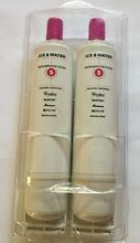 2 New Whirlpool Filter 5 Ice   Water Refrigerator Every Drop EJ635CDQ1551 T