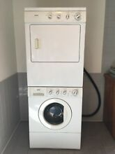 Kenmore  Apartment Size Stackable Washer and Dryer White