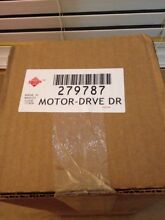 Whirlpool Dryer Motor 279787