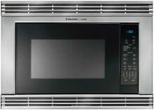 Electrolux ICON Designer E30MO65GSS 30 Inch Built in Microwave Oven NO TRIM