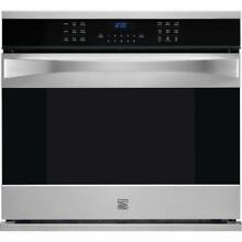 Kenmore Elite 48363 30  Electric Single Wall Oven   Stainless Steel