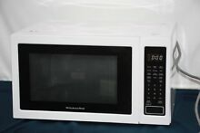 Kitchen Aid Microwave Oven KCMS1655 Countertop Microwave 1200 Watts