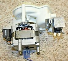 GE   Kenmore DISHWASHER MOTOR AND PUMP ASSEMBLY PART   WD26X10013