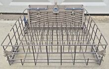 CLEAN WHIRLPOOL Quiet Partner DISHWASHER Bottom LOWER RACK W10727679 8561749
