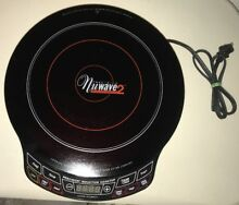 NuWave 2 Precision Induction Electric CookTop Model 30141 CQ