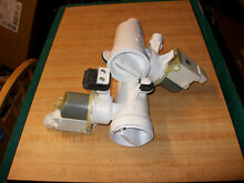 Lot Of Two W10130913 Whirlpool Maytag Washer Pumps For Washing Machine Used X2