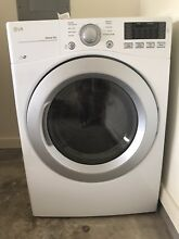 LG Gas Dryer in Excellent Condition