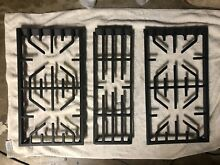 FRIGIDAIRE STOVE PROFESSIONAL SERIES CONTINUOUS GRATE RIGHT GRATE 21 5  X 11 75