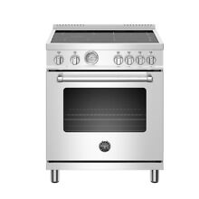 Bertazzoni Master Series 30  Induction Range MAST304INMXE
