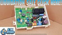 EBR65989404 LG WASHER MAIN CONTROL BOARD EBR75048167 EBR65989427