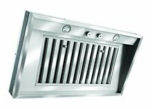 Vent A Hood M Series Wall Mount Insert Liner  M34SLD SS 34 3 8  Stainless Steel