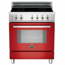 Bertazzoni Professional Series 30  Induction Range PRO304INSRO