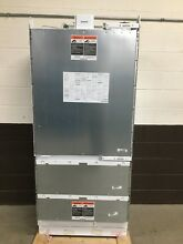 Sub Zero 36  IT 36RID Panel Ready Integrated ALL Refrigerator Internal H2O dispe