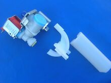 NEW icemaker Water valve Invensys S 86 QC N     W10219716   120V   from iC13B