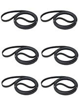 6 x 341241 Drum Belt for Whirlpool Kenmore Dryer AP2946843 PS346995