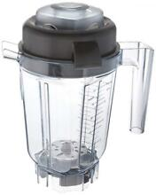 Vitamix 62947 32 oz Compact   Stackable Blade Asse Aerating Container