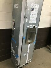 Thermador T18ID900LP   18  Freedom Panel Ready Built In Freezer Column