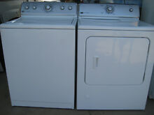 WASHER and GAS DRYER   MAYTAG CENTENNIAL   Top Load SET
