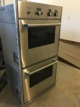 Thermador Double Oven convection stainless steel wall oven