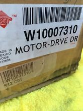 W10007310 Whirlpool Maytag Dryer Motor Drive   NEW