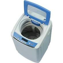 RCA 0 9 Cubic Foot Portable Washer  White