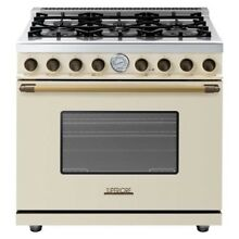 Superiore DECO Series 36  Gas Range RD361GCCB