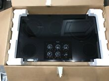 New OEM Whirlpool Smooth Surface 36  Electric Cooktop G7CE3635XB