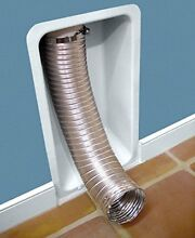 The Dryerbox      Hide That Dryer Duct      For 3 5  Stud Cavity Wall