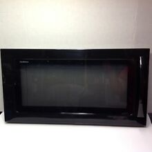 WHIRLPOOL  MICROWAVE DOOR ASSEMBLY GMH5205XVB 1 PART   W10245220