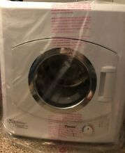 Panda 2 65 Cu ft Compact Laundry Dryer White New