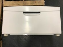 Samsung White Pedestal WE357A0W XAA for Washer or Dryer  7 LOCAL PICK UP ONLY