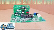 W10427972 WHIRLPOOL WASHER MAIN CONTROL BOARD W10406607 W10354088 W10384506