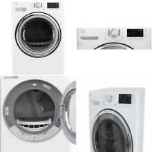 Kenmore 91382 7 4 cu  ft  Gas Dryer with Steam in White  includes delivery