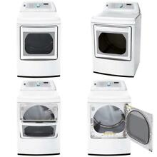 Kenmore Elite 61552 7 3 cu  ft  Electric Dryer in White  includes delivery