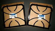 1 PAIR   Frigidaire 316202400 Burner Grates for Gas Ranges  Stoves   NIBs