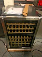Frigidaire FFWC38B2RS 22  Stainless 38 Bottle Wine Cooler Local Pickup ONLY  3