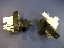 Whirlpool   Kenmore  Washer Drain Pump Set W10409079   W10403803