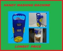 Trendy Looks Small Hand Washing Machine Boys Special Easy Use Bucket Washing I8m