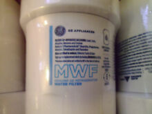 Lot of 3 Genuine OEM GE MWF MWFP Refrigerator Water Filters  New