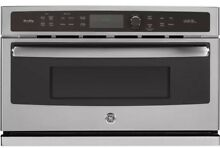 GE Profile Advantium Series PSB9120SFSS 30  Single Electric Wall Oven Stainless